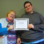 ODC Employees Receive Award for Coaching Assistance at TrekNorth in Bemidji