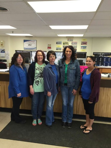 Grand Rapids MVR office wins award for their efforts to raise awareness  for Donate Life