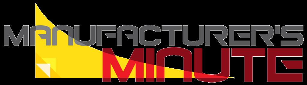 Manufacturer's Minute logo transparent